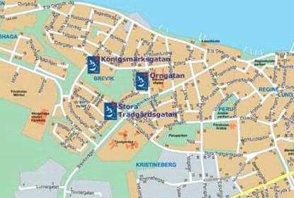karta västervik Karta Brevik   Bostadsbolaget Västervik karta västervik
